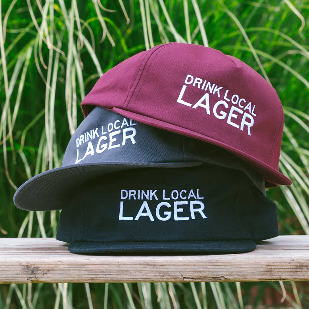 Drink Local Lager Hat