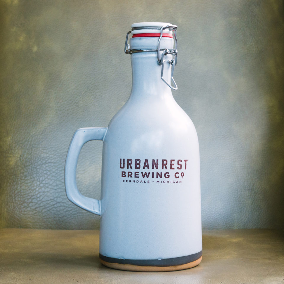 64oz Ceramic Growler