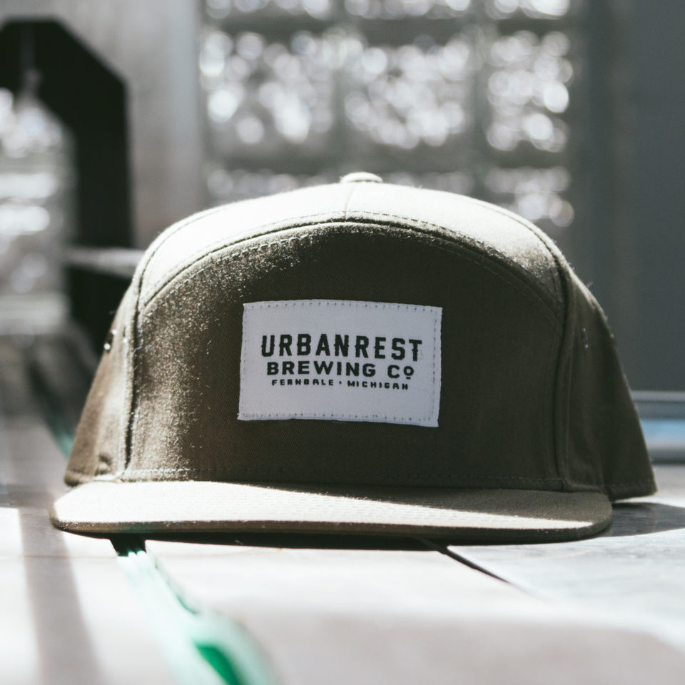7 Panel Hat